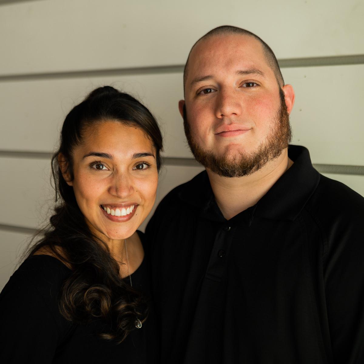 Jonathan & Jackie Robles